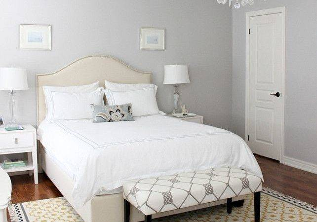 Light Gray Shade Give Your Bedroom Romantic