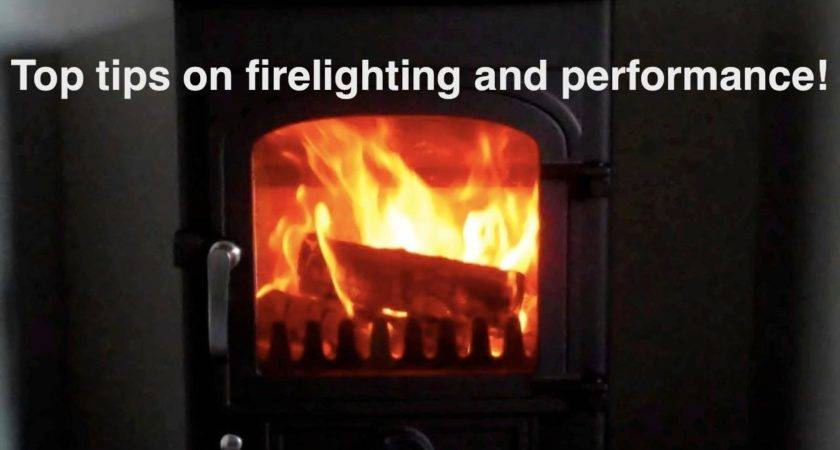 Light Perfect Fire Wood Burning Stove
