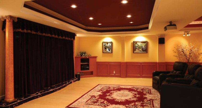 Light Room Ultimate Home Theater