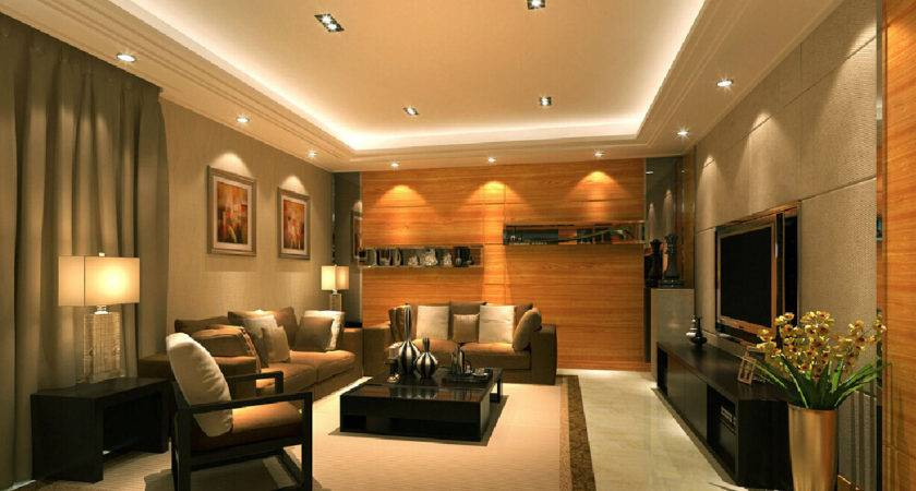 Lighting Design Living Room Really Cool