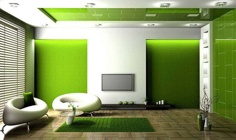 Lime Green Living Room Designs Always Trend