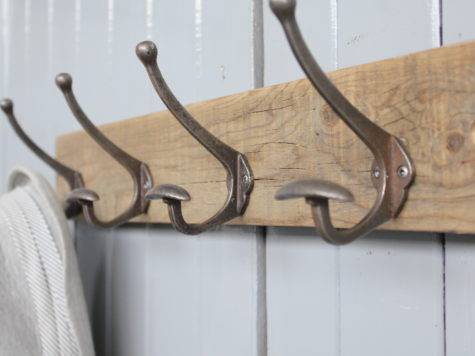 Limited Edition Reclaimed Bowler Hat Coat Hook