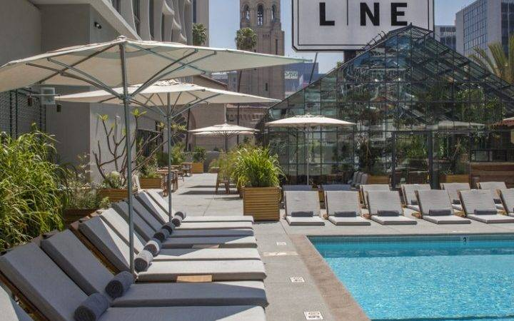 Line Hotel Knibb Design Los Angeles California