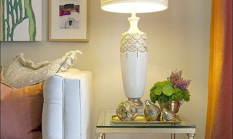 Living Room Accent Lamps Floor Lamp Shade