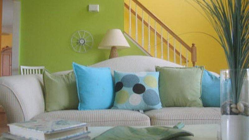 Living Room Best Color Combinations Paint
