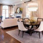 Living Room Dining Furniture Arrangement
