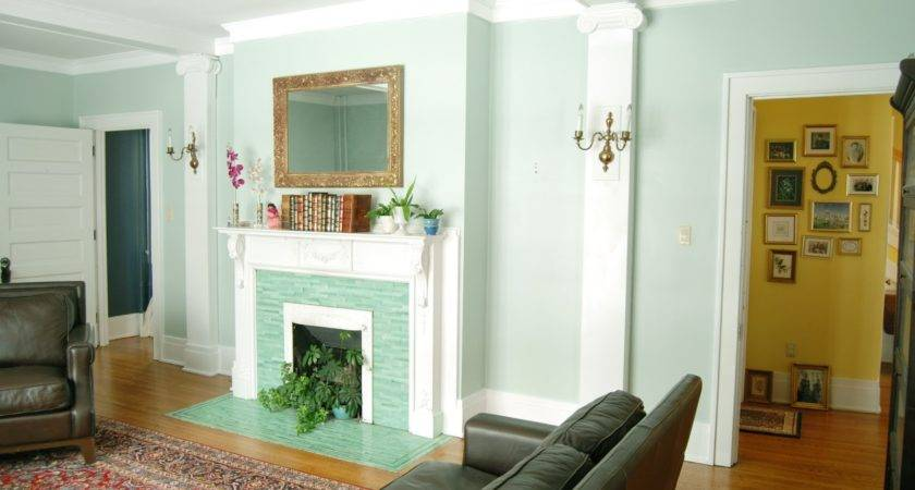Living Room Gorgeous Happy Color