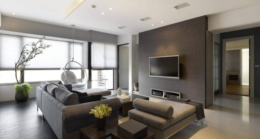 Living Room Modern Decorating Ideas