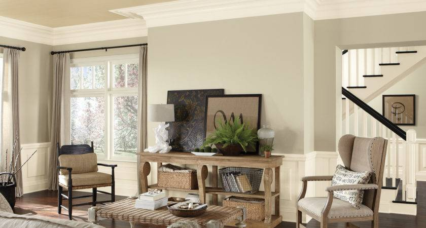 Living Room Paint Colors Modern House