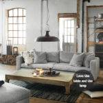 Living Room Pinterest Industrial Rooms