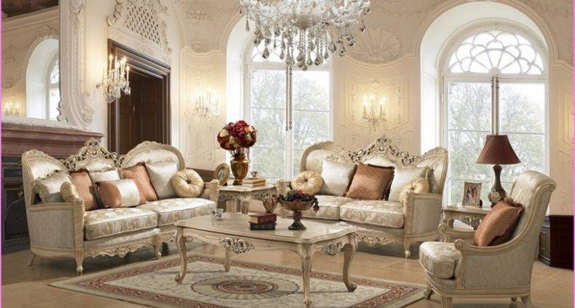 Living Room Traditional Furniture Nice Ideas