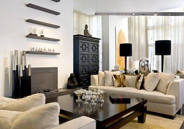 Living Room Wall Color Ideas Zen Large