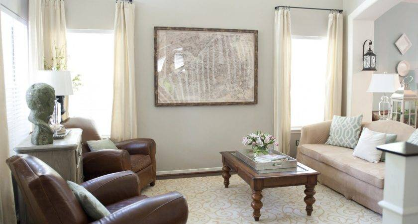 Living Room Warm Neutral Paint Colors