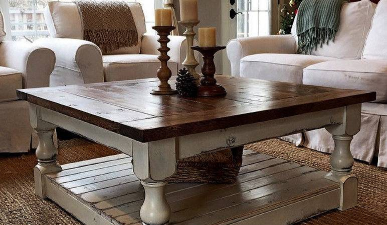Living Room Winsome White Table Sets