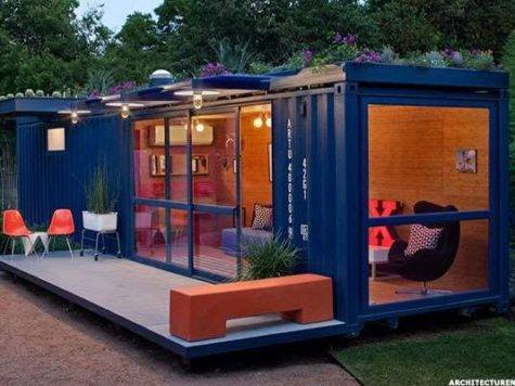 Living Shipping Container New Look Affordable
