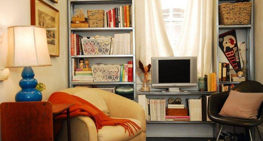 Living Small Spaces New York Home Decoration Ideas