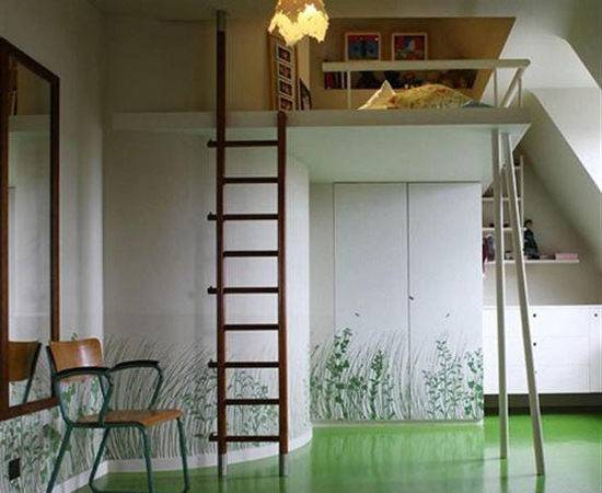 Loft Beds Different Styles Space Saving Ideas