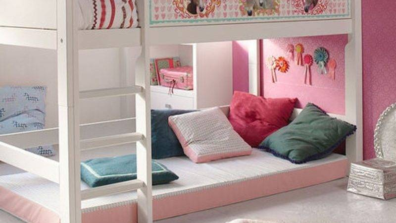Loft Beds Teen Girls