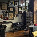 Loft Industrial Interior Design Chic Eclectic