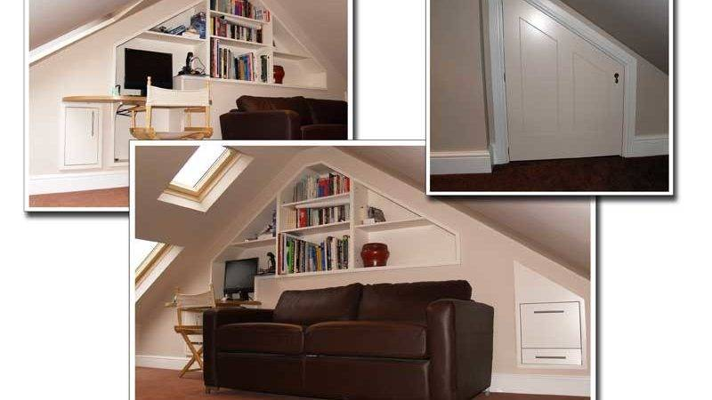 Loft Room Furniture Home Design