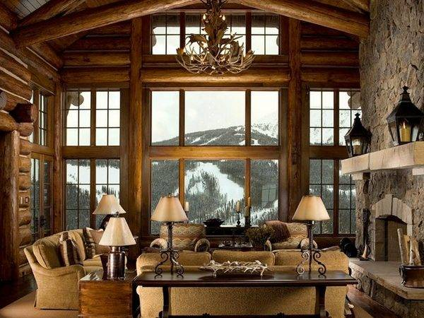 Log Cabin Furniture Ideas Choose Right Pieces