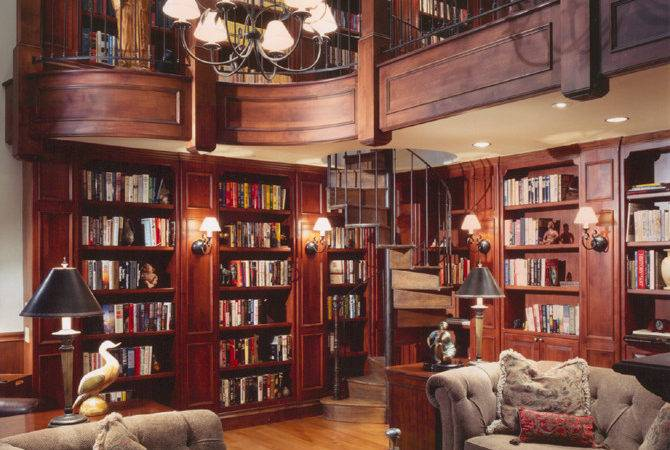 Look Some Story Home Libraries Homes Rich