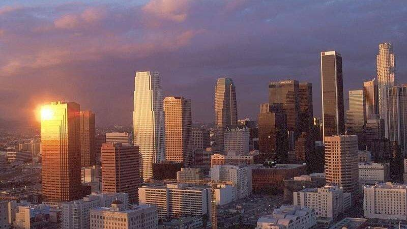 Los Angeles California City Angels Travel Featured