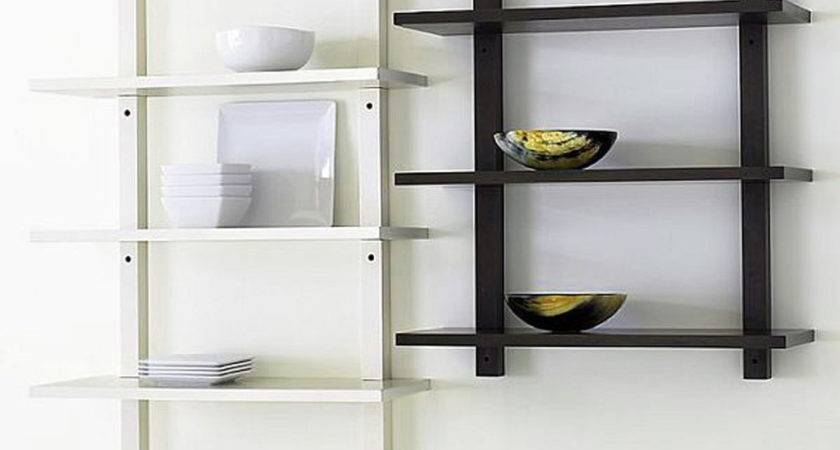 Lovable Unique Shelving Units Design Unfinished
