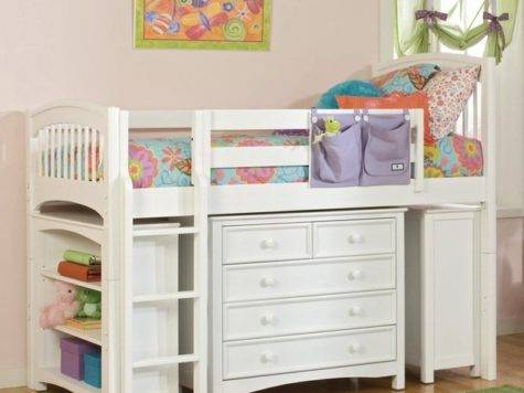 Love Toddler Bed Great Space Saver Shontells Room