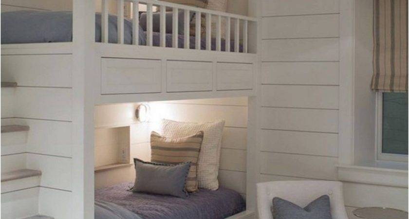 Lovely Bunk Beds Look Like House Real