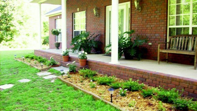 Lovely Gardening Ideas Budget Front Yard