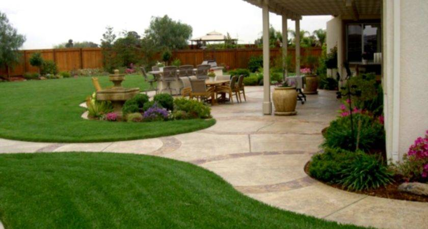 Lovely Landscape Design Ideas Patio