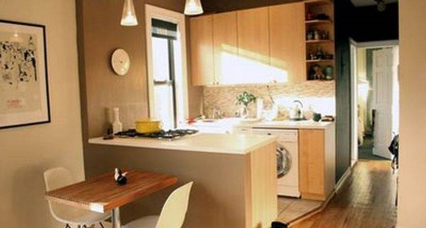 Lovely Small Apartment Dining Table Light Room