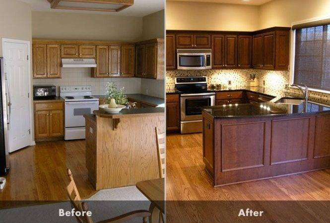 Lovely Updating Kitchen Cabinets