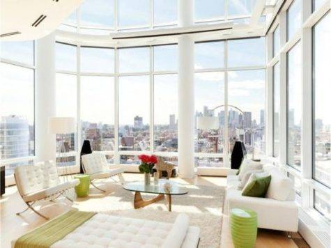 Luxurious Duplex Penthouse City Never Sleeps