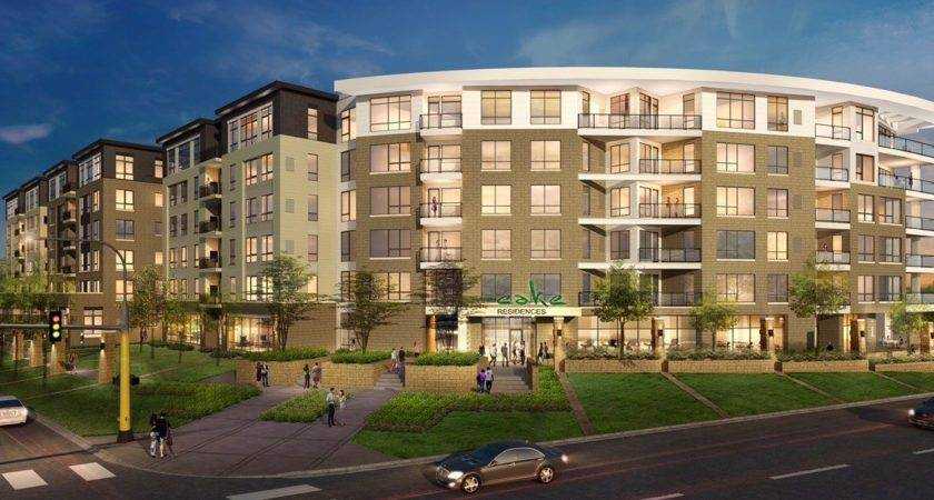 Luxury Apartments Planned Former Best Buy Edina