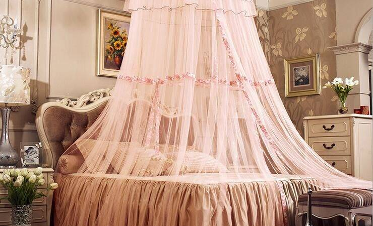 Luxury Bed Canopy Top Victorian
