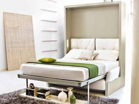 Luxury Maximize Space Small Bedroom