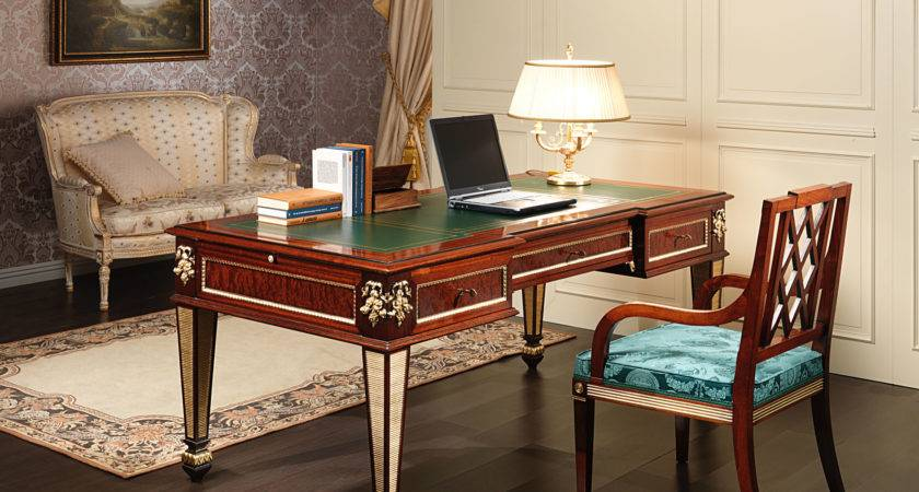 Luxury Office Furniture Classic Style Note Always