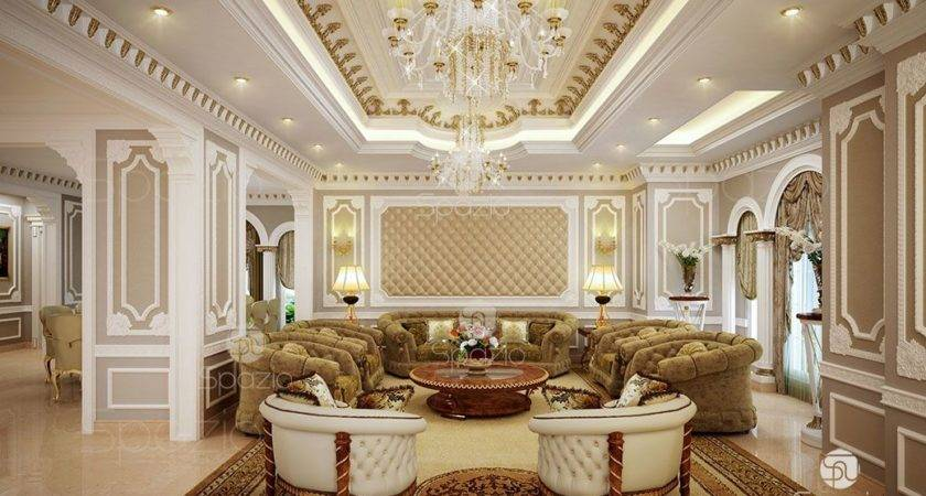 Luxury Palace Interior Design Uae Spazio