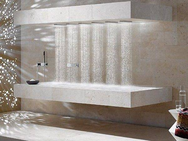 Luxury Shower Designs Demonstrating Latest Trends