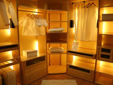 Luxury Walk Closet Designs