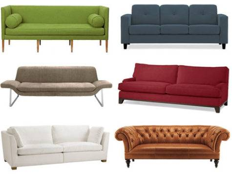 Mad Moose Mama Introduction Different Types Sofas