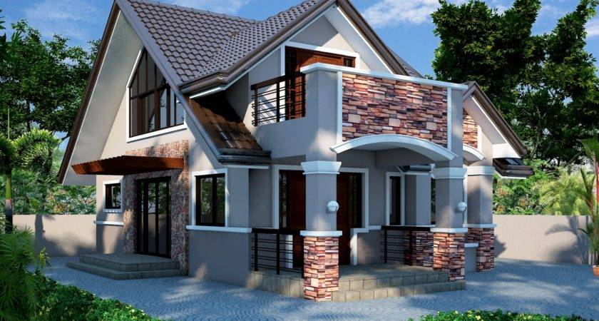 Magnificent Contemporary Residential House Home Design