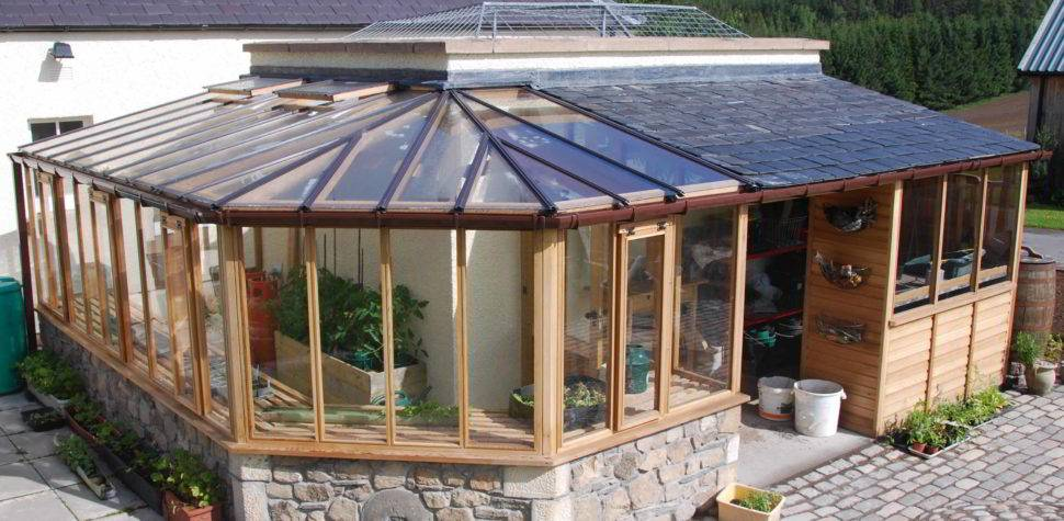 Magnificent Green House Ideas Decorating Design