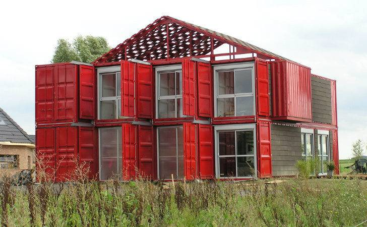 Maison Container Lille Bold Industrial Home Made