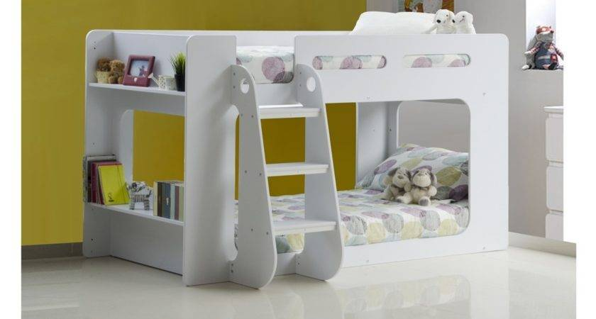 Make Children Room Fun Place Small Bunk Beds