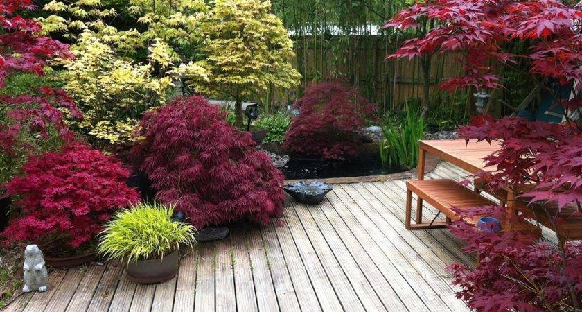 Make Japanese Garden Backyard Gardens