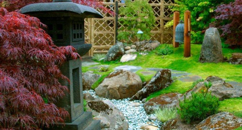Make Japanese Rock Garden Midcityeast