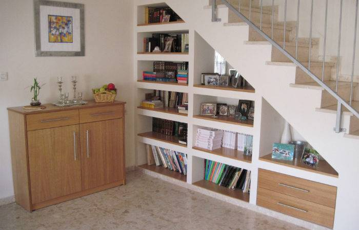 Make Most Alcoves Awkward Spaces Your